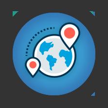 Google (& Bing) Tìm kiếm từ một vị trí khác và xem các kết quả địa phương