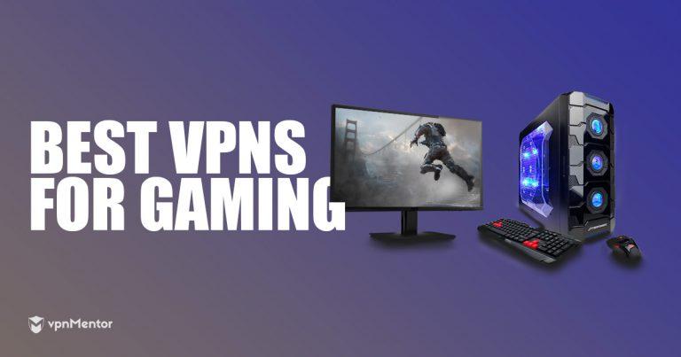 melhores VPNs para jogos