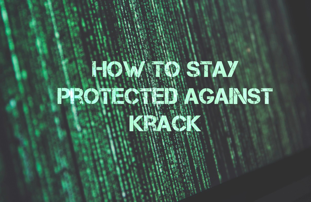 How to stay protected against KRACK