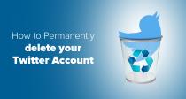 Cách để xóa vĩnh viễn tài khoản Twitter trong 7 bước