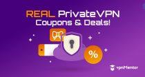 Phiếu giảm giá PrivateVPN: Tiết kiệm 83% với mã ẩn này năm 2021!